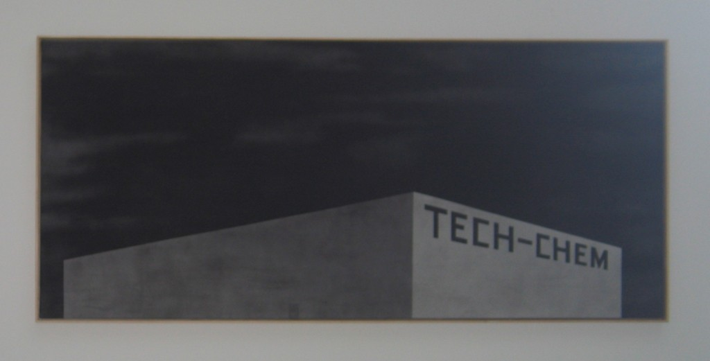 Tech Chem Ed Ruscha Venice Biennial 2005 IMG_0463