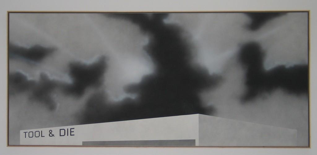 Tool and Die Ed Ruscha 2005 Biennial Venic IMG_0464