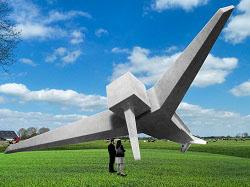 model JSF Flying Gulliver